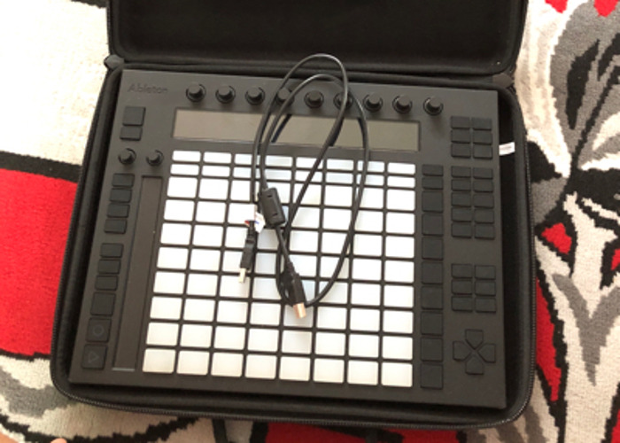 Ableton Push Controller - 1