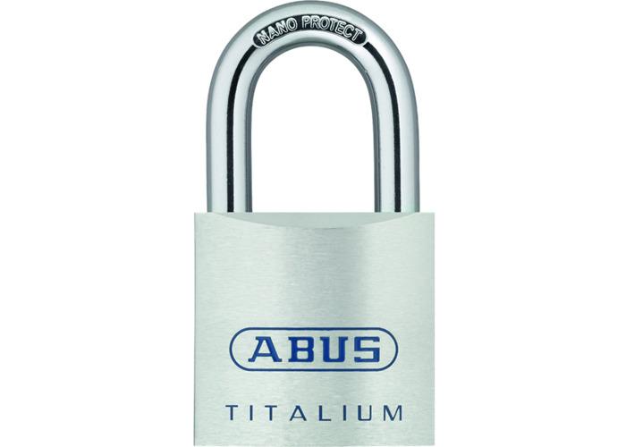 ABUS Titalium 80TI Series Open Shackle Padlock - 45mm KD 80TI/45  - 1
