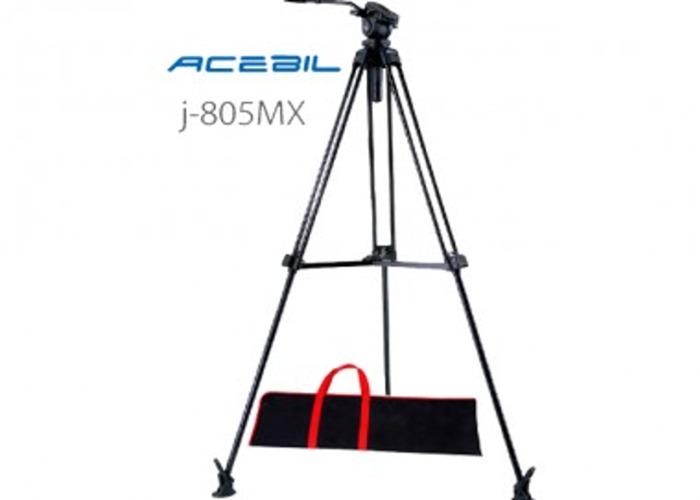 Acebil Professional Video Tripod - 1