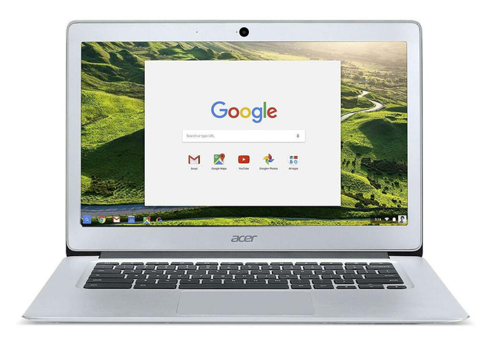 Acer Chromebook 14 CB3-431 - (Intel Celeron N3060- 2GB RAM- 32GB Emmc- 14 Inch - 2