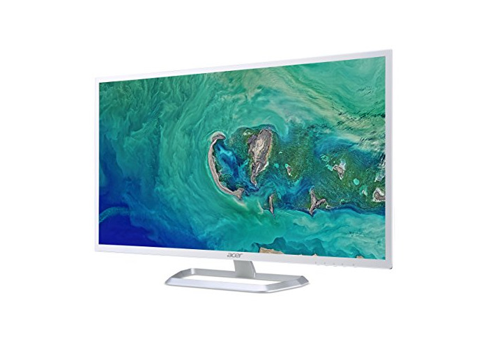 Acer EB321HQUAwidp 31.5 Inch WQHD Monitor, White (IPS Panel, 4 ms, DP, HDMI, DVI) - 1