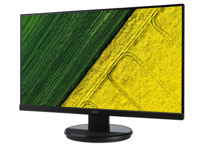 Acer K202HQL 19.5 inch Monitor (5 ms, 100M:1 Contrast Ratio, 200 Nits LED Acer EcoDisplay) - Black - 2