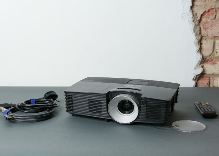 Acer P5515 Full HD / 4100 lumens lm FullHD DLP Bright Projector - 1