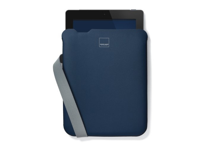 Acme Made AM36607-PWW Skinny Sleeve for Apple iPad  Blue/Grey - 2