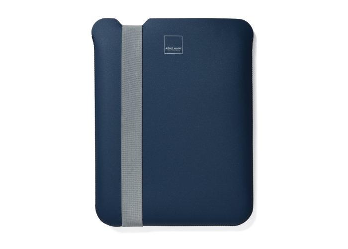 Acme Made AM36607-PWW Skinny Sleeve for Apple iPad  Blue/Grey - 1
