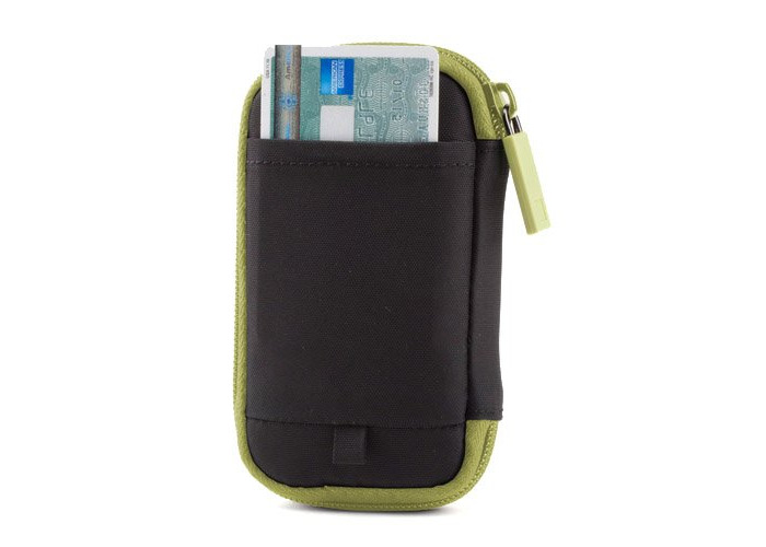 Acme Made Fillmore Hard Case for Camera/ipod - Licorice - Lime - 2