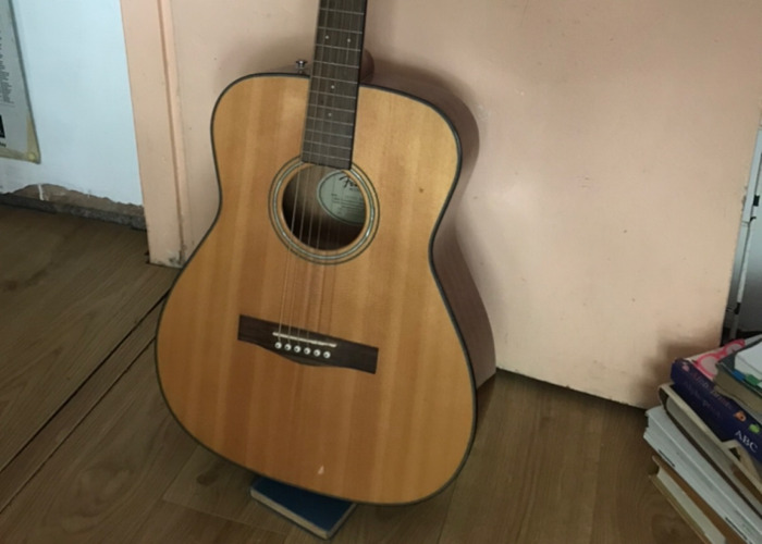 Acoustic Fender Guitar  - 2