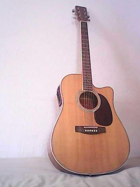 Acoustic Guitar (not electro-acoustic) - 1