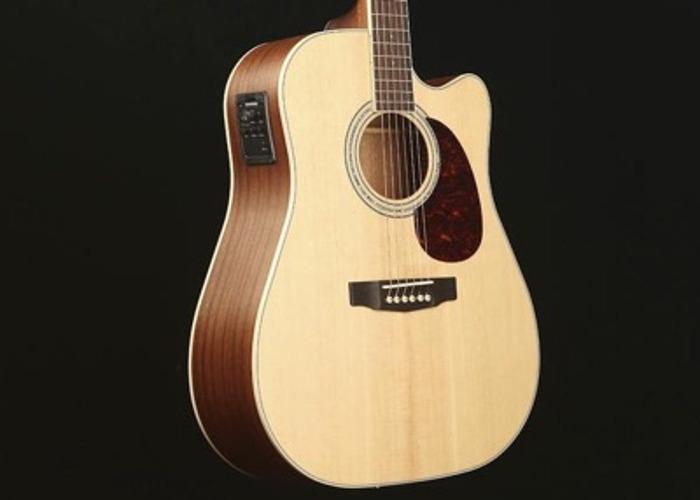 Acoustic guitar CORT MR719F - 1