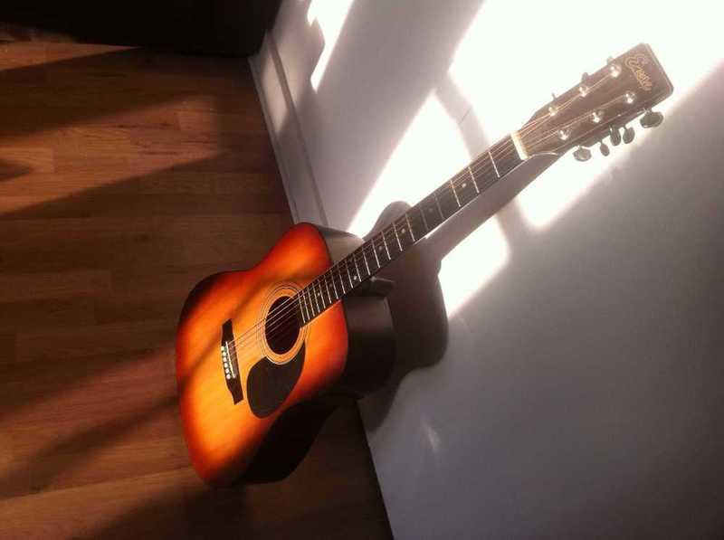 Acoustic Guitar Encore Steel String - 1