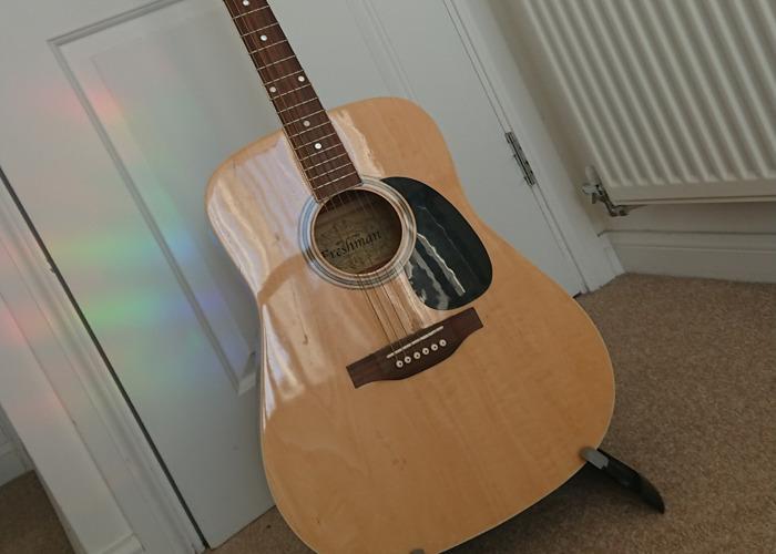 Acoustic guitar (Freshman) - 1