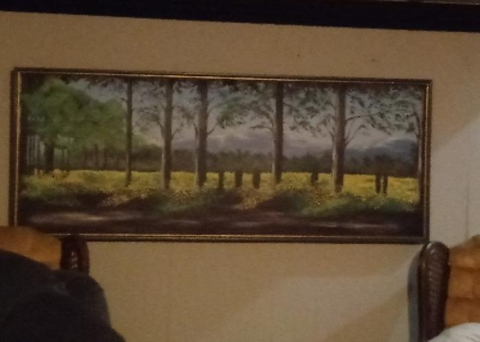 acrylic painting - 1
