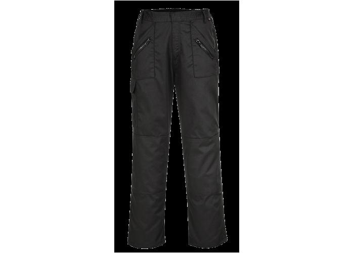 Action Trousers  BlackT  XL  T - 1