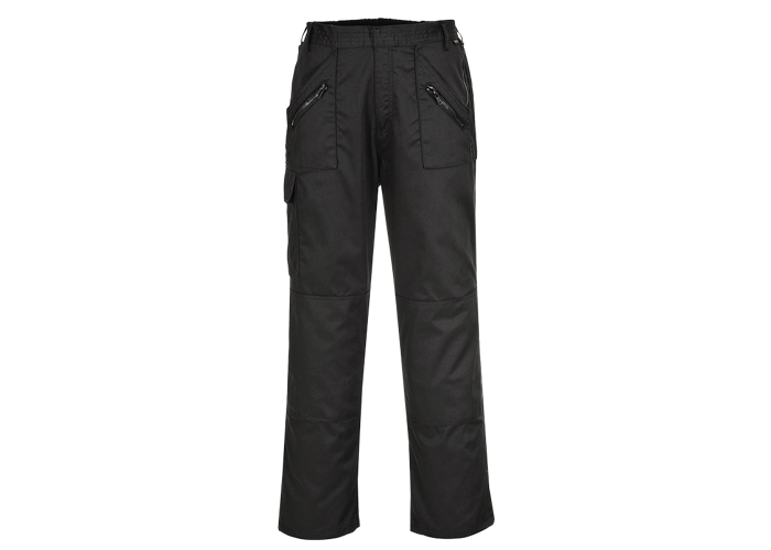 Action Trousers  BlackT  XXL  T - 1