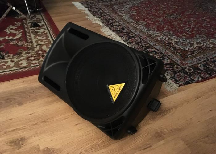Active Speaker Floor Monitor - 1