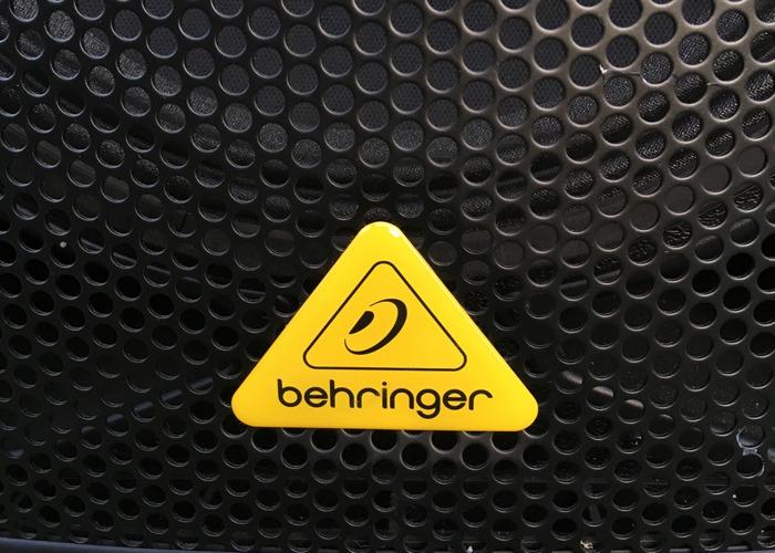 Active Subwoofer - Behringer B1200D Pro - 2