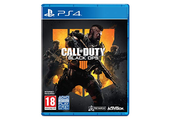 Activision 221753-1 Call of Duty Black Ops  (PS4) [video game] - 1