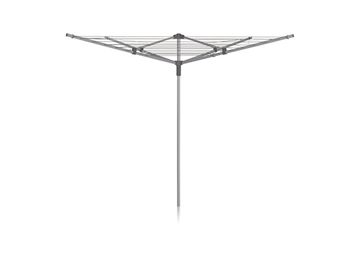 Addis 40 m 4-Arm Rotary Airer - 1