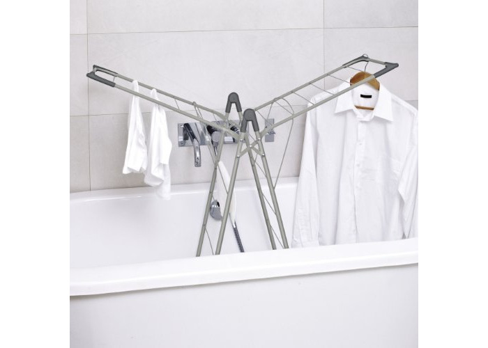 ADDIS Slimline X Wing Airer, 10 metres - 2