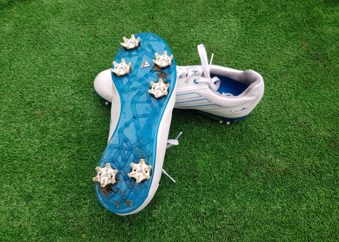 Adidas Ladies Golf Shoes size 39 - 2