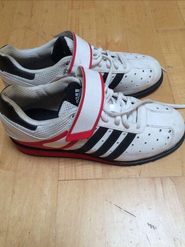 Adidas Unisex Weightlifting Shoes - 1