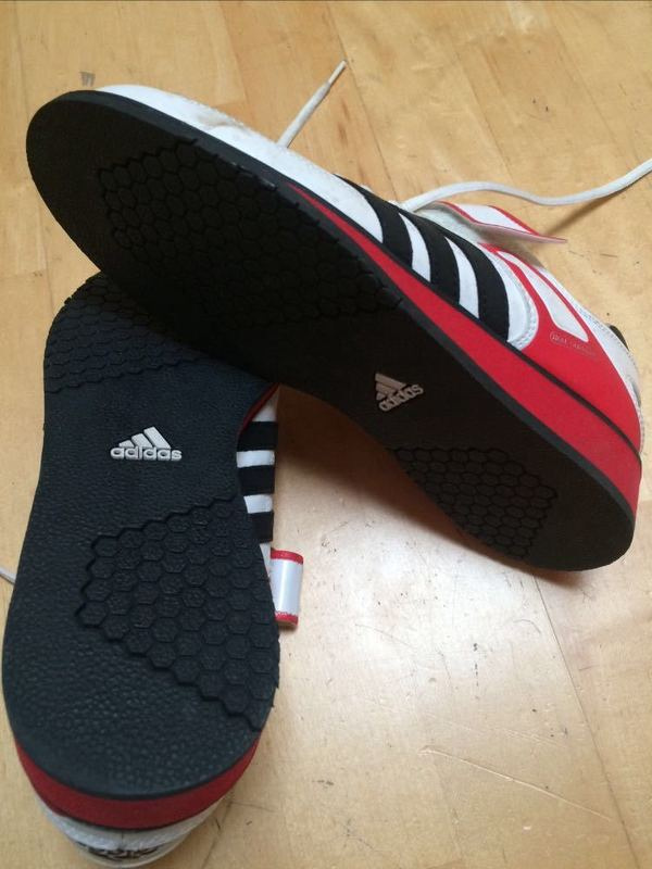 Adidas Unisex Weightlifting Shoes - 2