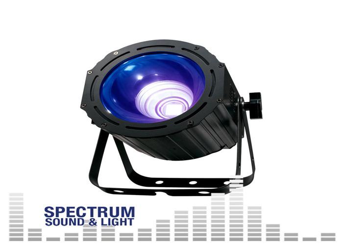 ADJ - UV COB CANNON - Stage Lighting [1224100006] Atmospherics & Effects Blackli - 1