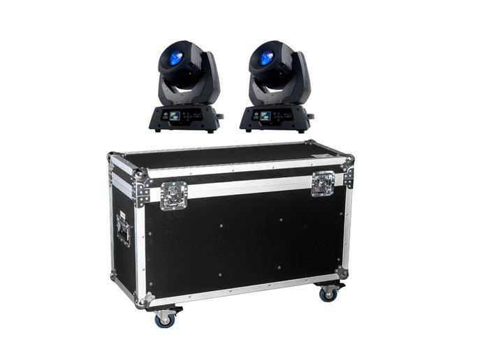 ADJ Vizi Beam Hybrid 2R (Pair with Flightcase) - 1