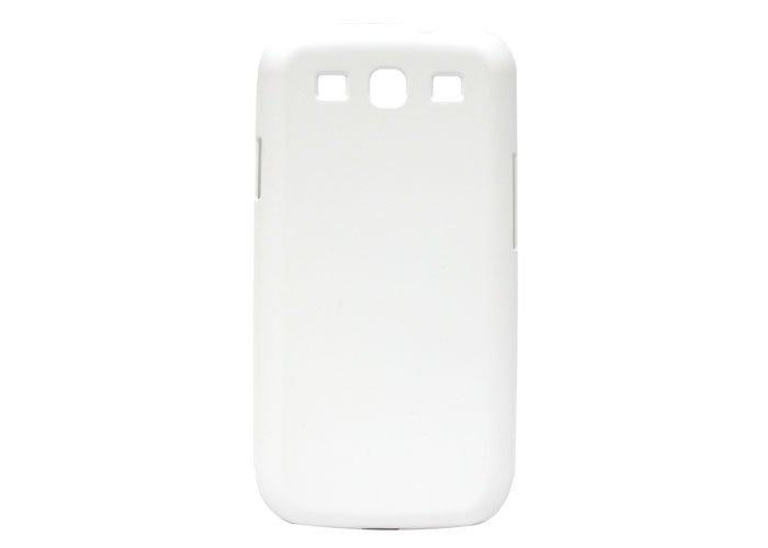 Aegis MFA Samsung Galaxy S3 Hard Shell Case White - 1