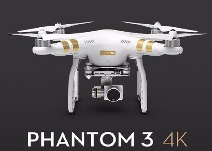 Aerial shots with a Phantom 3 4K - 1