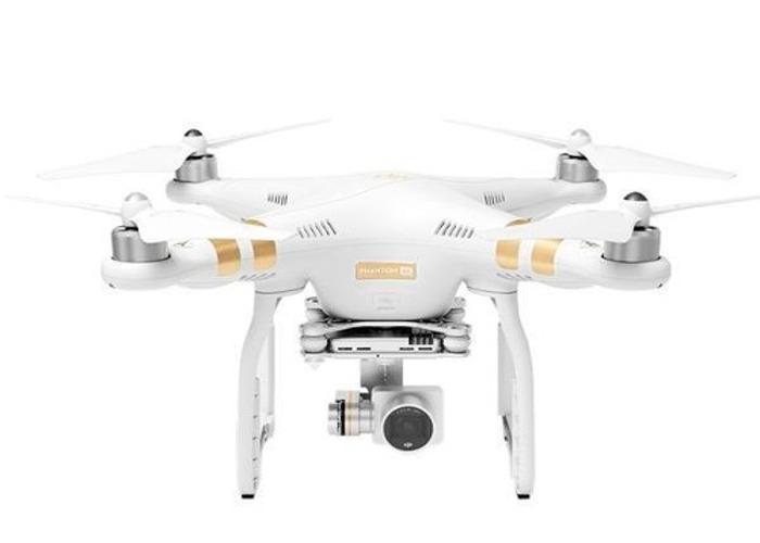 Aerial shots with a Phantom 3 4K - 2