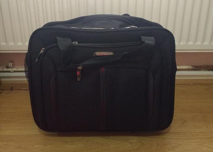 Aerolite Singapore Wheeled Travel Organiser Bag - 1