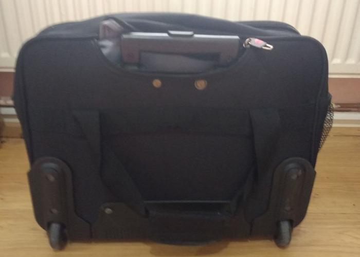 Aerolite Singapore Wheeled Travel Organiser Bag - 2
