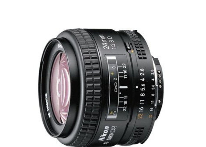 AF NIKKOR 24mm f/2.8D - 1