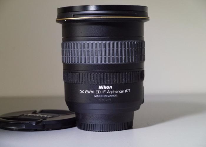 AF-S Zoom-Nikkor ED 12-24mm f/4G IF DX - 2