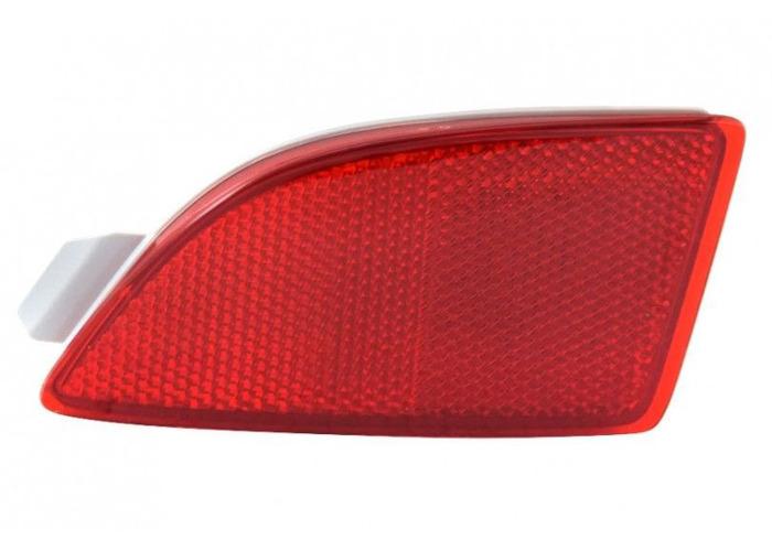 Aftermarket RHD LHD Rear Left Reflector For Mazda 3 BM 09.13-On - 1