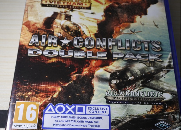 Air Conflicts Double Pack (PS4) - 1