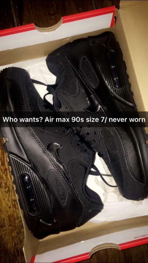 Air Max 90 Size 7 - 1