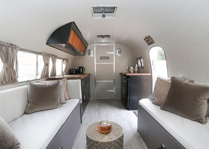 Airstream 19ft Caravan 1954 - 2