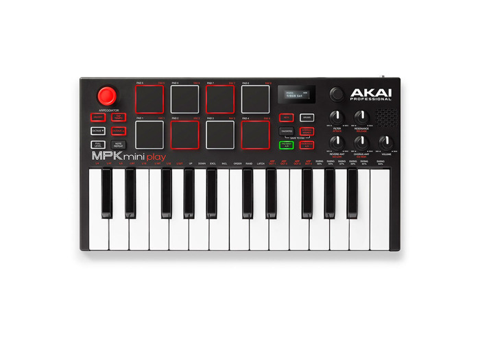 Akai MPK Mini Play Controller Keyboard with Speaker - 1