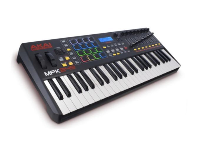 Akai MPK249 MIDI Controller Keyboard - 1
