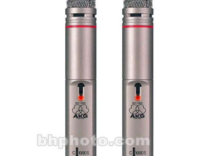 AKG C1000 multipurpose small-diaphragm condenser microphone Single - 2