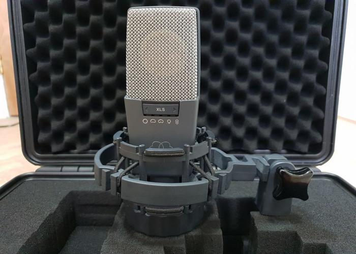 AKG C414B-XLS Condenser Microphone - 2