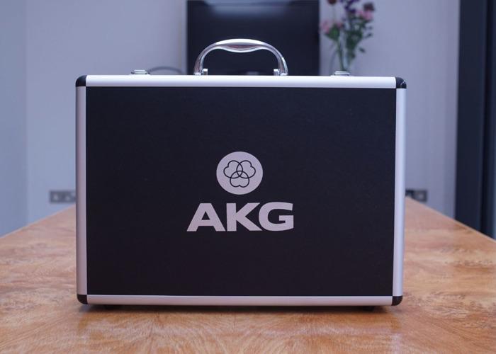 AKG Drum set session 1 mic kit - 2
