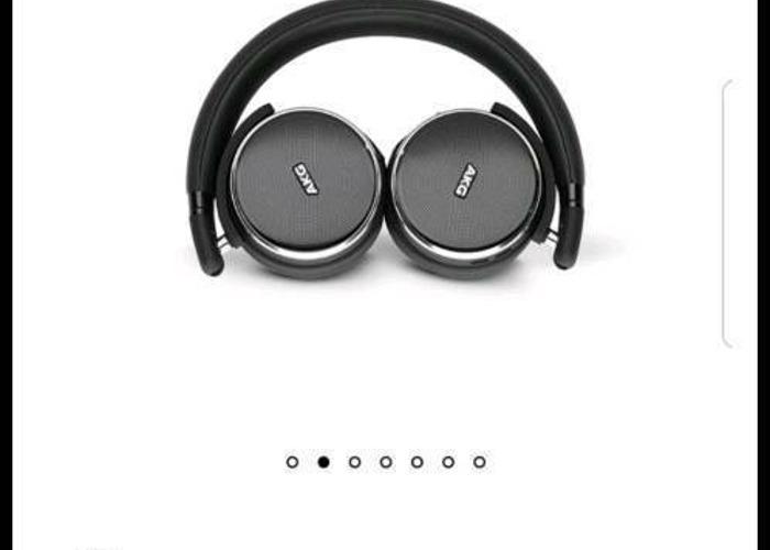 AKG N60 Wireless headphones - 1