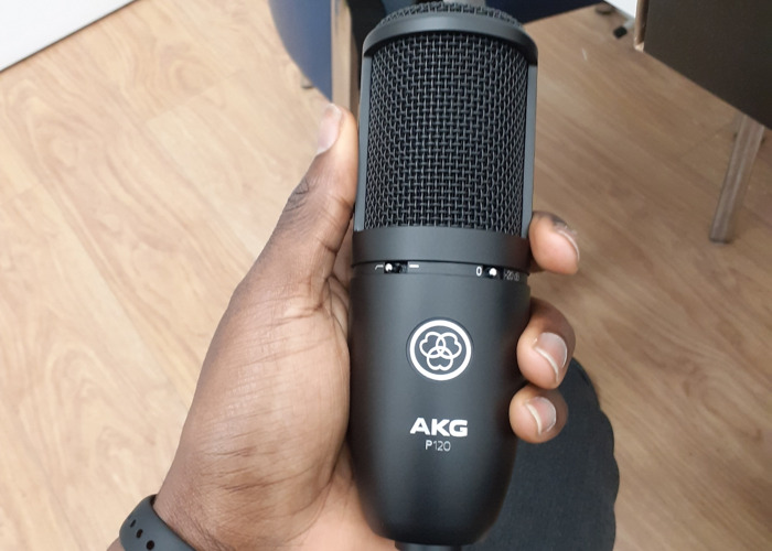 AKG P120 Condenser Microphone - 1