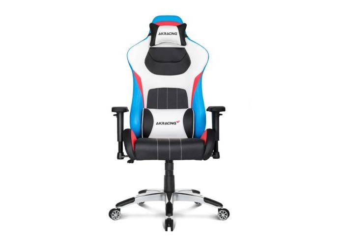 Prime Buy Akracing Masters Series Premium Gaming Chair Tricolour Machost Co Dining Chair Design Ideas Machostcouk