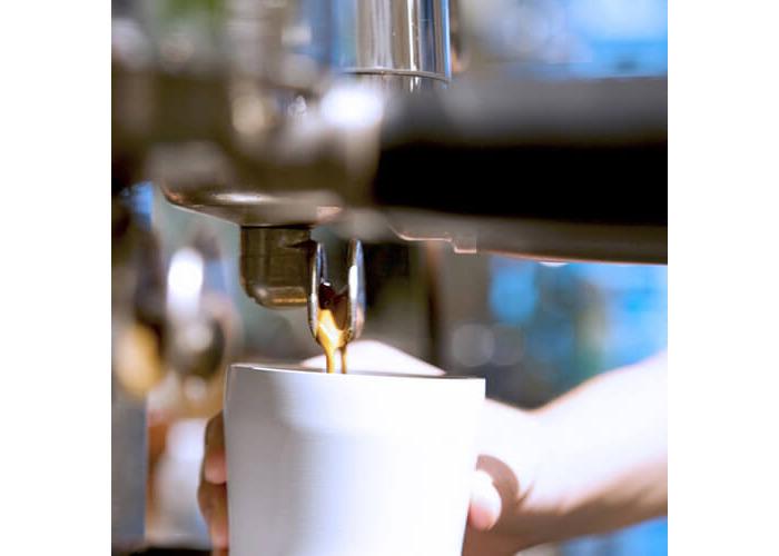 Aladdin Latte/Leak LockTM Stainless Steel Travel Mug, 0.25 l, 100% Leak Proof Fully Automatic Coffee Machines, White, 6.5 x 6.5 x 14 cm - 2