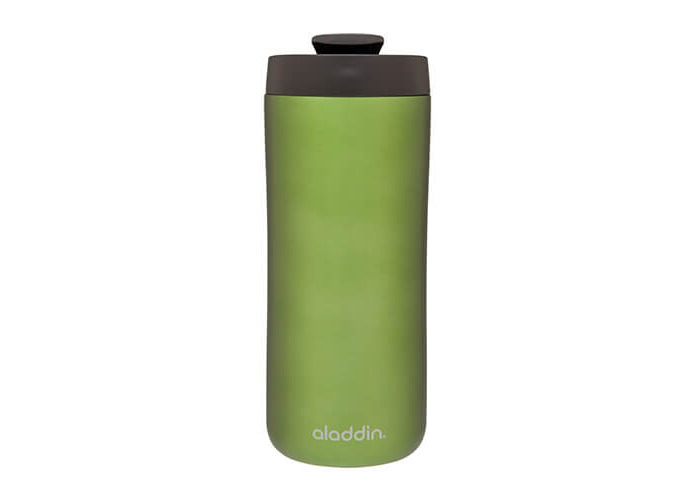 Aladdin Stainless Steel Vacuum Insulated Travel Mug, Green, 0.35 Litre - 1
