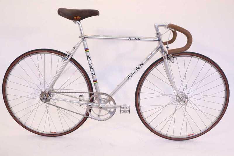 Alan Bike (circa 1983)  - 1